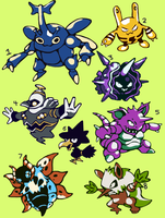 top 8 pokemon by brotoad