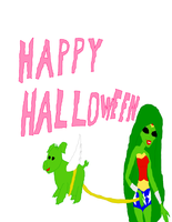 Happy Halloween by salsy1