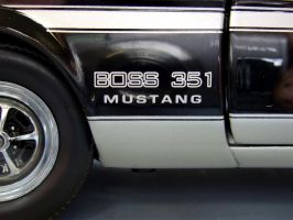 351 BOSS mustang by Sceptre63
