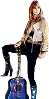 Taylor Swift-Vogue Magazine PNG 01 by NatyJonasProductions