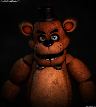 Angry Freddy by GamesProduction