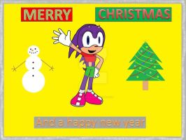 MERRY CHRISTMAS!!! by Sonamyfan3000