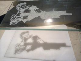 engrave master chief backlighting effect by rishard77