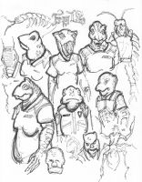 Alien Inmates by Neumatic