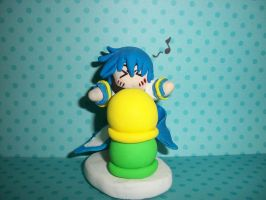 3 Inch Kaito Chibi Ice Cream Figure by Heroes-Of-Light