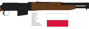 wz. 38 polish rifle by kfirpanther3