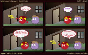 SC - Abnormal (BSE) 5 by simpleCOMICS