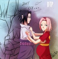 DTP - Let me Cry by Godaime-Tsunade