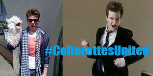 #ColferettesUnited Picture by Sugerpie56
