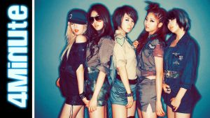 4 Minute IMMM WALLPAPER by SuPerStarsDiiSney