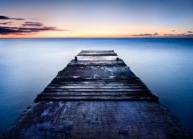 the pier by scott-leeson