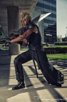 Final Fantasy  - Cloud by Photopersuasion