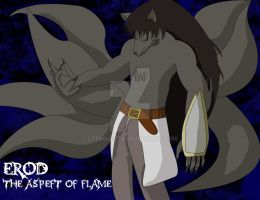 Erod, The aspect of flame by LTprojects