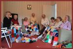 Knitting Blankets for Africa by Tigles1Artistry