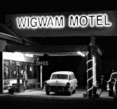 Wigwam Motel by maxlake2