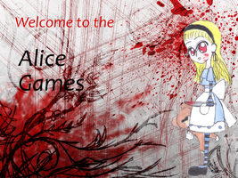 Welcome to the Alice Games by Spadejo9