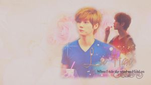 Lu Han Wallpaper by MimChan97