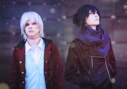Sion and Nezumi cosplay #3 by pollypwnz