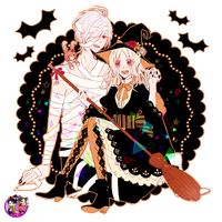 Halloween Render - Diabolik Lovers by DooLoTruu