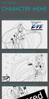 Eve's Meme by kimikow1