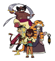Indivisible - The First Four by Guuguuguu