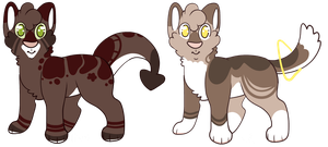 Kitty Cats :OPEN: by PilusAdopts