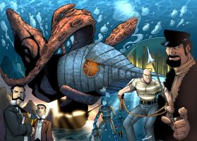 2000 Leagues Under the Sea by bennyfuentes