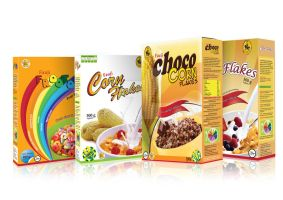 cereal packaging by hira-gillani