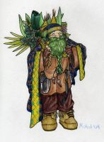 Another Forest Folk by Dragonmistral