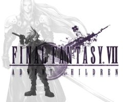Final Fantasy Advent Children by Hand-Drawn