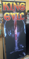 King Evil II Banner by curtsibling