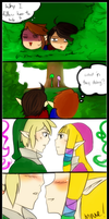 Skyward Sword-Misunderstood Romance by Christy58ying