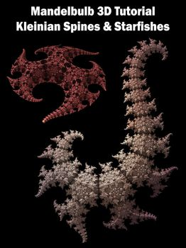 M3D Tutorial: KleinIFS Spines and Starfishes by PersistentAura