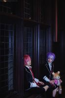 Diabolik Lovers: Bloodline by PrinceMaru