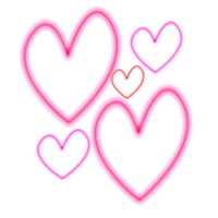 Corazones png by Anahir