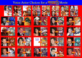 Voice Choice for Sonic the Hedgehog 2 by 4xEyes1987