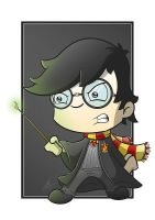 Harry Potter by cute-death