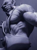 panthro 1.6 bust............ by zoko1