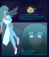 Turquoise's Quest by lisianthus-rose
