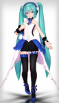 [550 Watchers Gift].:TDA Type 2020 Miku Download:. by Sushi-Kittie