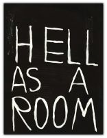 HELL AS A ROOM by justinaerni