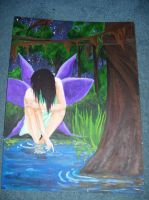 +Faerie in the woods+ by Haileyjo13