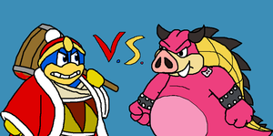 DeDeDe vs Midbus by GreggJanus