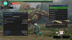 Monster Hunter Portable 3rd Rainmeter Skin by HayzenR
