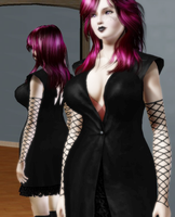 Sileena Maneater - Formal of Darkness by Girfactor