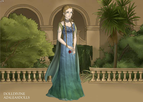 Sigyn by SpiderClemti