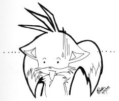 ::Tails Shocked:: by Ricochet05