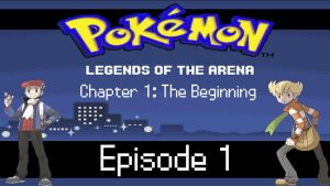 Pokemon Legends of the Arena Lets Play/Tutorial by Javijackero