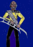 LT Worf by theaven