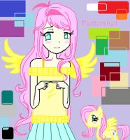 Fluttershy by Flutter-angel2002